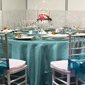 Alquiler de Mesas para Bodas, Eventos y Catering