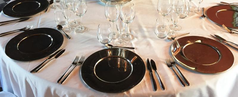 Alquiler y Venta de Menaje para Bodas, Eventos y Catering