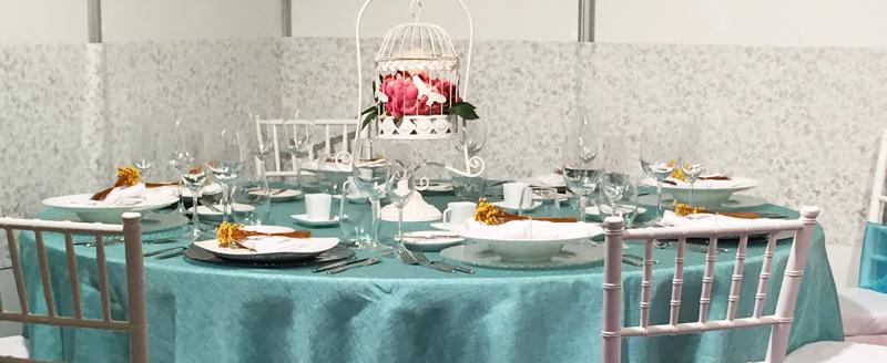 Alquiler y Venta de Mesas para Bodas, Eventos y Catering